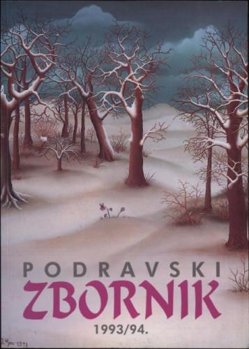 Podravski zbornik 1993./94.