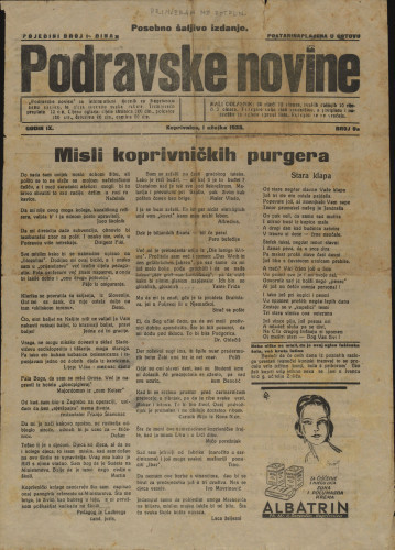 Podravske novine