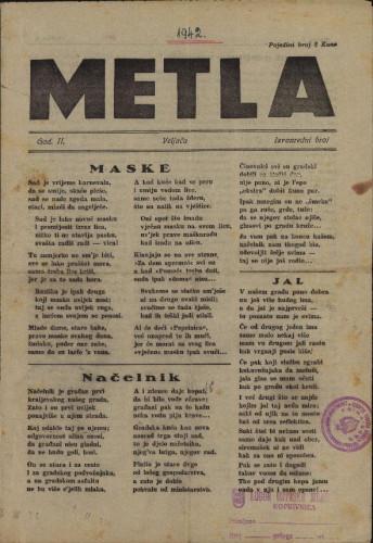 Metla