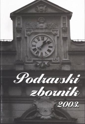 Podravski zbornik 2003.