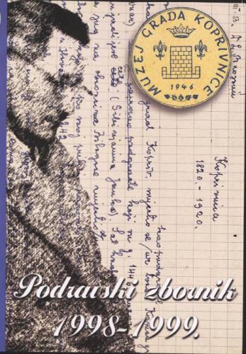 Podravski zbornik 1998.-1999.